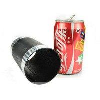 Vanishing Lata de coca cola Trucos de Magia Etapa Prop Juguetes para Los Niños, Divertido Truco de Magia Close-up fácil de Jugar