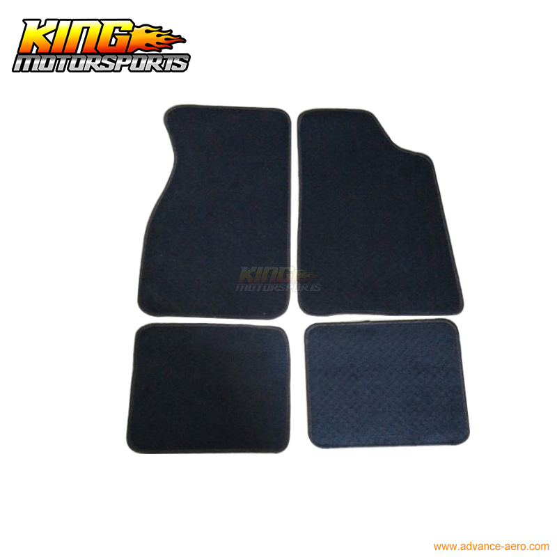 For 79 93 Ford Mustang Factory Cutting Floor Mats Carpet