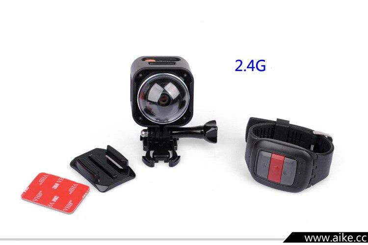 Top SaleòOutdoor Camera Panoramic Vr-360-Degree-Motion Waterproof New HD 4K 16-Million Helmet