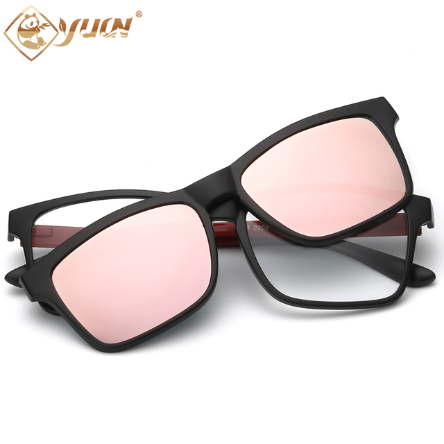 69d83c5153 New arrival polarized sunglasses removable lenses fashion TR90 frame sun  glasses with tenacity oculos de sol
