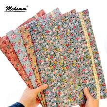 1 шт. A4 хлопчатобумажная ткань бумажный держатель Portafolio школьная папка сумка корейские канцелярские принадлежности офисные принадлежности