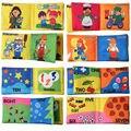 0-12 месяц Baby Toys Мягкой Тканью Книги Шелест Звуковые Детские Коляски Погремушка Развивающие Игрушки Новорожденный Кровать Детская Кроватка Ребенка Toys