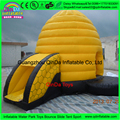 Guangdong factory supplies cheap price bouncer castle for kids and adult spongebob inflatable bounce house