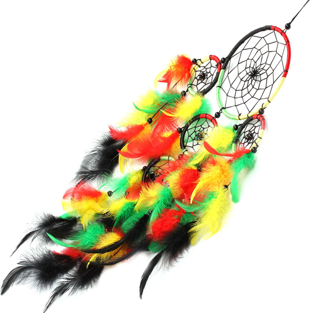 Colorful Indian Dream Catcher