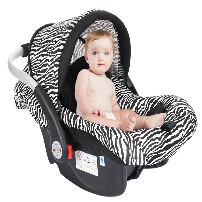 Newbore Portable Carriage Infant Child Car Säkert Sittkorg 0--15 - Barnsäkerhet - Foto 3