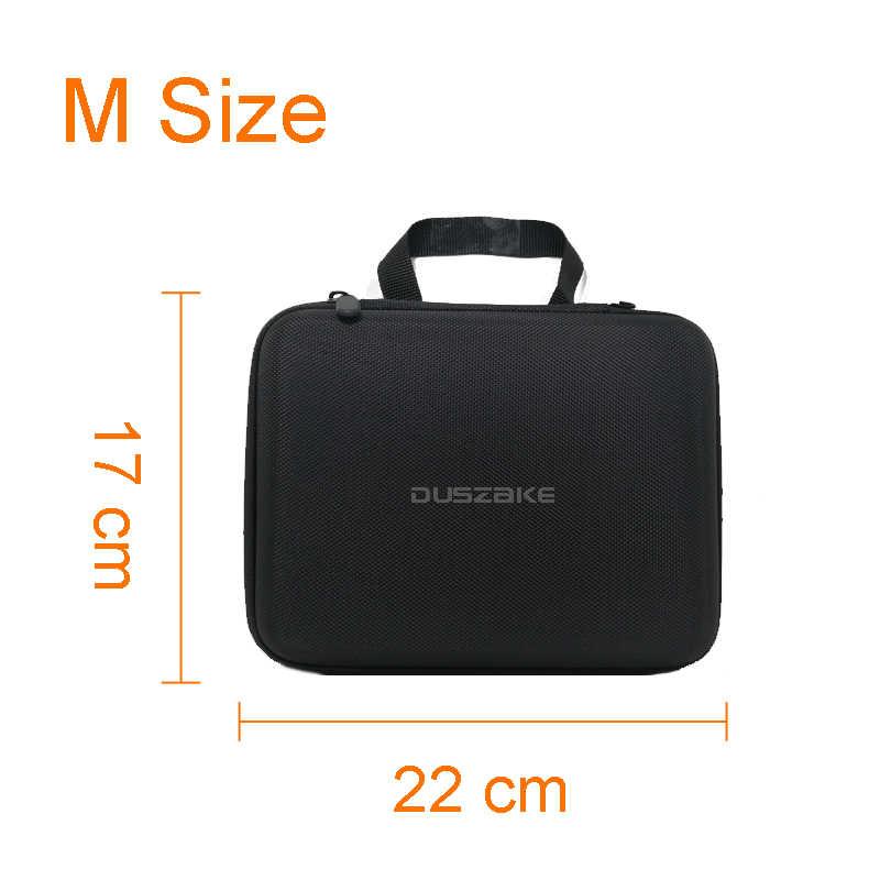 DUSZAKE DG14 сумка для Gopro Hero 6 Аксессуары для Gopro Hero 5 сумка для камеры Gopro 6 чехол для камеры Gopro 5 Xiaomi Yi 4 K Eken
