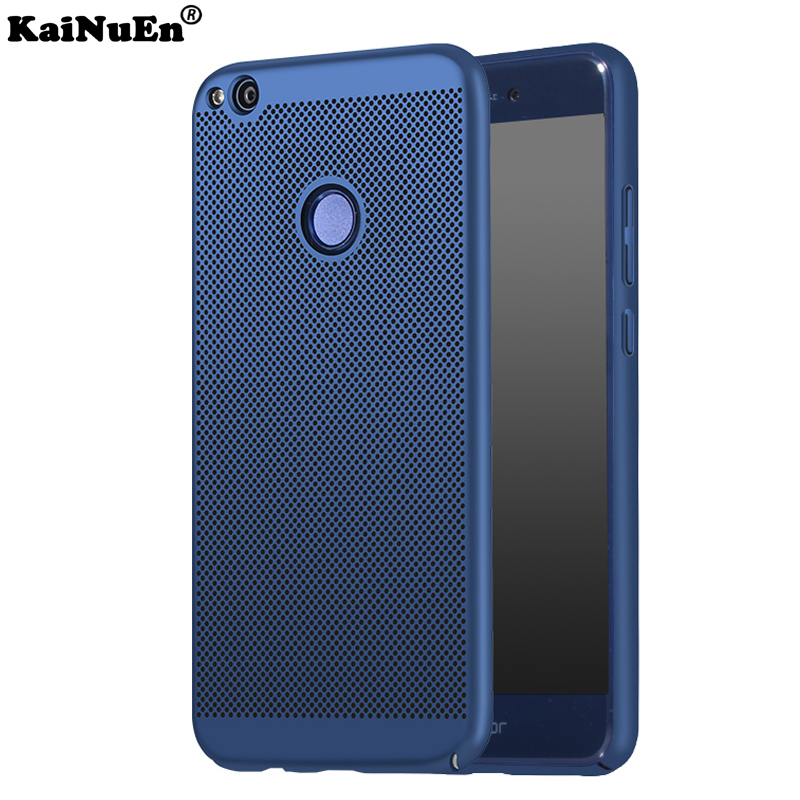 kainuen luxury hard plastic 3d pc black radiating coque
