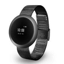 X9 mini bluetooth smart watch pulsera pulsómetro salud smartwatch mujeres deporte banda de acero inoxidable de los hombres #1114