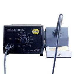936A stała temperatura lutowania stacji termostatyczny lutownica