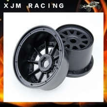 Rc Car Rear inner six angle Wheel hub (x 2pcs/set) for Baja 5b