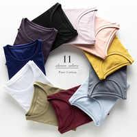 High-end Luxury Fabric Women O Neck 100% Mercerized Cotton T-shirt Tee Short Sleeve Silk Feeling 2019 Summer Wear Vacation V-c
