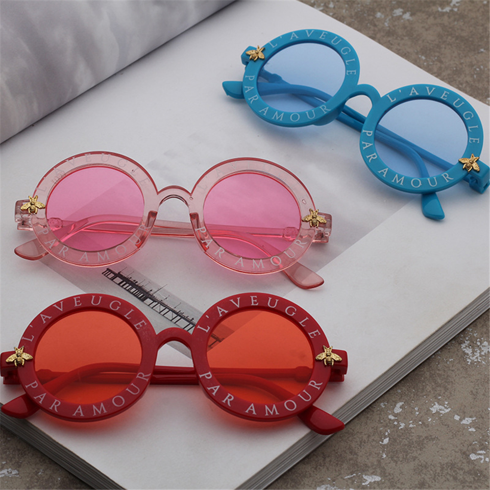 Steampunk Kids Sunglasses