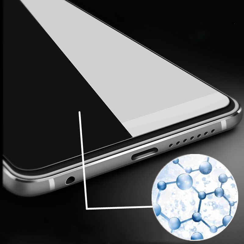 Smartphone 9H Vetro Temperato per OUKITEL C11 PRO Pellicola Protettiva Dello Schermo della copertura della Protezione del telefono per OUKITEL K8 K6 U7 MAX U7 Più