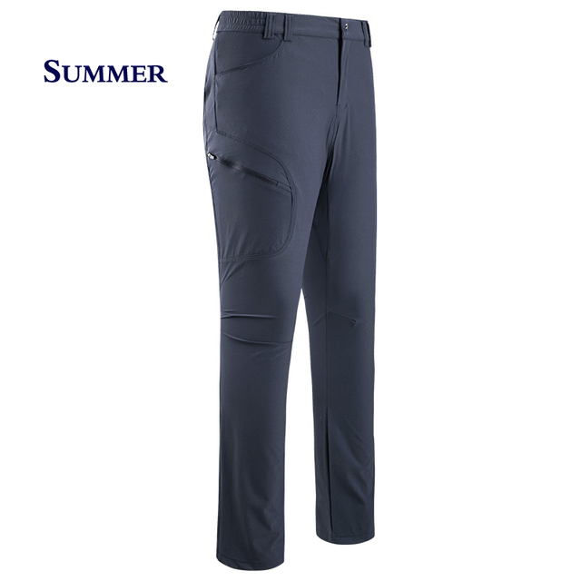 50000578c25 summer Pants High quality men Pants for Quick Dry pant Capris male fashion  Solid Trousers With belt Breathable UV L-5xl