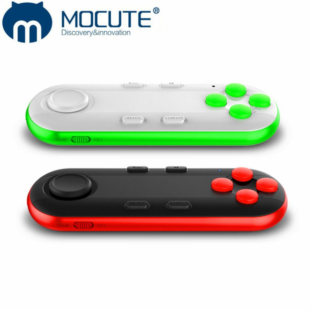 MOCUTE Wireless Bluetooth Gamepad Android Game Pad VR Controller Joystick Selfie Remote Control Shutter For PC Smart TV box
