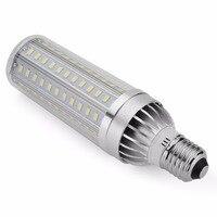 25 W 35 W 45 W Poderosa lâmpada led de Milho E27 CONDUZIU a Luz 220 v E26 alumínio IC Inteligente de poupança de Energia Lâmpada LED 110 v SMD5730 luz Elevada do lúmen