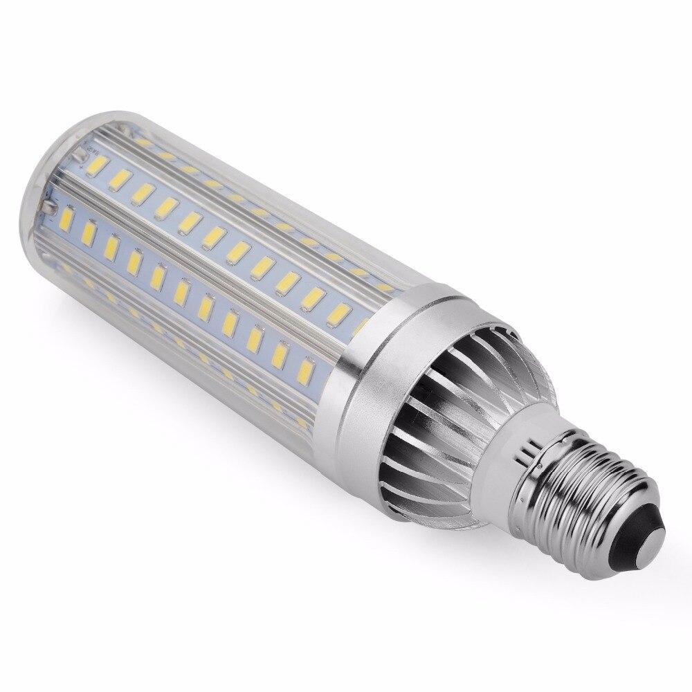 25W 35W 45W Powerful led Corn lamp E27 LED Light 220v E26 Aluminum Smart IC LED Bulb 110v SMD5730 Energy saving light High lumen lole капри lsw1349 lively capris xs blue corn