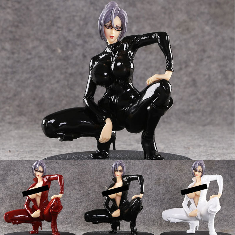 Free Shipping 5.5 Anime Kangoku Gakuen Prison School Shiraki Meiko Latex Ver. Boxed 14cm PVC Action Figure Model Doll Toys Gift эспадрильи dali dali da002amaukd4