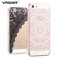 For Iphone 5 5s Case Vpower 3d Cartoon Back Cover Soft Cover Case House For Iphone