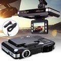 2 In1 Auto DVR Radar Dash Cam Laser Video Geschwindigkeit Detektor/GPS Auto Kamera Rekord-in DVR-Inhaber aus Kraftfahrzeuge und Motorräder bei