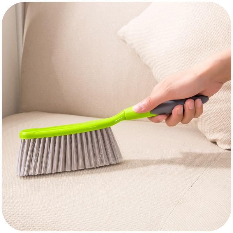 Color handle dusting brush Sweep brush, carpet cleaning brush sofa dust brush