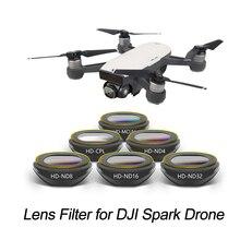 Светофильтр cpl для дрона spark dji phantom купить в краснодаре