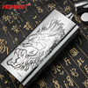 Free Shipping 2017 High Grade Metal 304 Stainless Steel Hip Flask With A Portable Outdoor 17