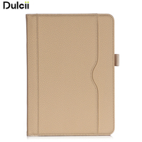 For Samsung Galaxy Tab S3 9 7 Case Business Style Stand Leather Protector Case For Samsung