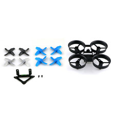 New Arrival  Fan Blade *8/Frame *1/Camera Fixed Part *1 For JJRC H36 Quadcopter Six-axis gyroscope MINI UFO accessories