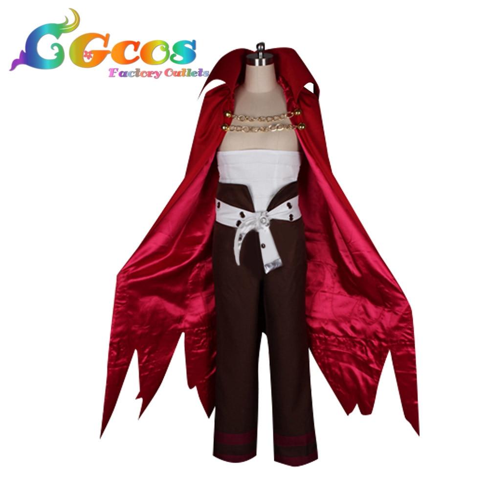 Cosplay Costume Tengen Toppa Gurren Lagann kamina Dresses Clothes Kimono Uniform CGCOS Free Shipping DM422