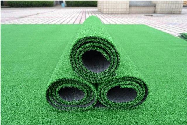 fc4bb9f8ce 1 m   1 m de césped Artificial de práctica de Golf hierba Golf alfombra de