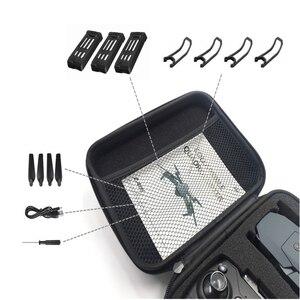Image 5 - Жесткий чехол для хранения для фототехники E58 X12 M69 M69S RC Drone и аксессуары, портативный чехол для переноски, водонепроницаемый защитный чехол s