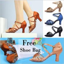 Price!/popuplar women/ladies/girls/tango&salsa discounts&coupons!!/promotion latin great dance shoes quality high for