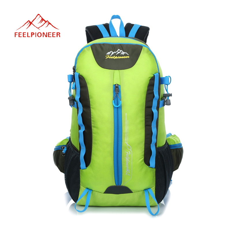 Sports bag waterproof hiking backpacks outdoor camping mochilas climbing mountaineering bags travel rucksack men rrax 40l outdoor waterproof men s hiking backpacks multifunctional mountaineering camping hiking climbing backpack trekking bag