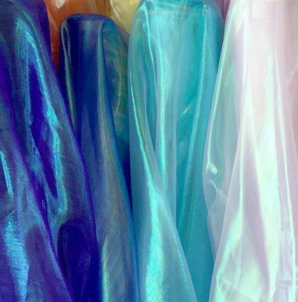 140cm 100cm Colorful Bright Screen Flat Yarn Colorful