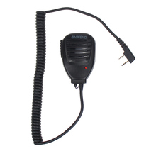 Original Baofeng 888S Walkie Talkie Speaker Mic Portable Handheld Microphone PTT For UV-5R UV-5RE UV-5RA Plus UV-6R