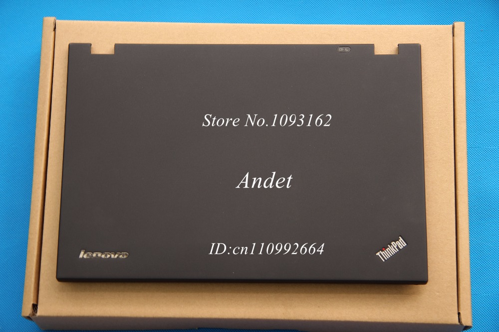 ФОТО New Original for Lenovo ThinkPad T420 T420i LCD Shell Top Lid LCD Rear Back Cover 04W1608