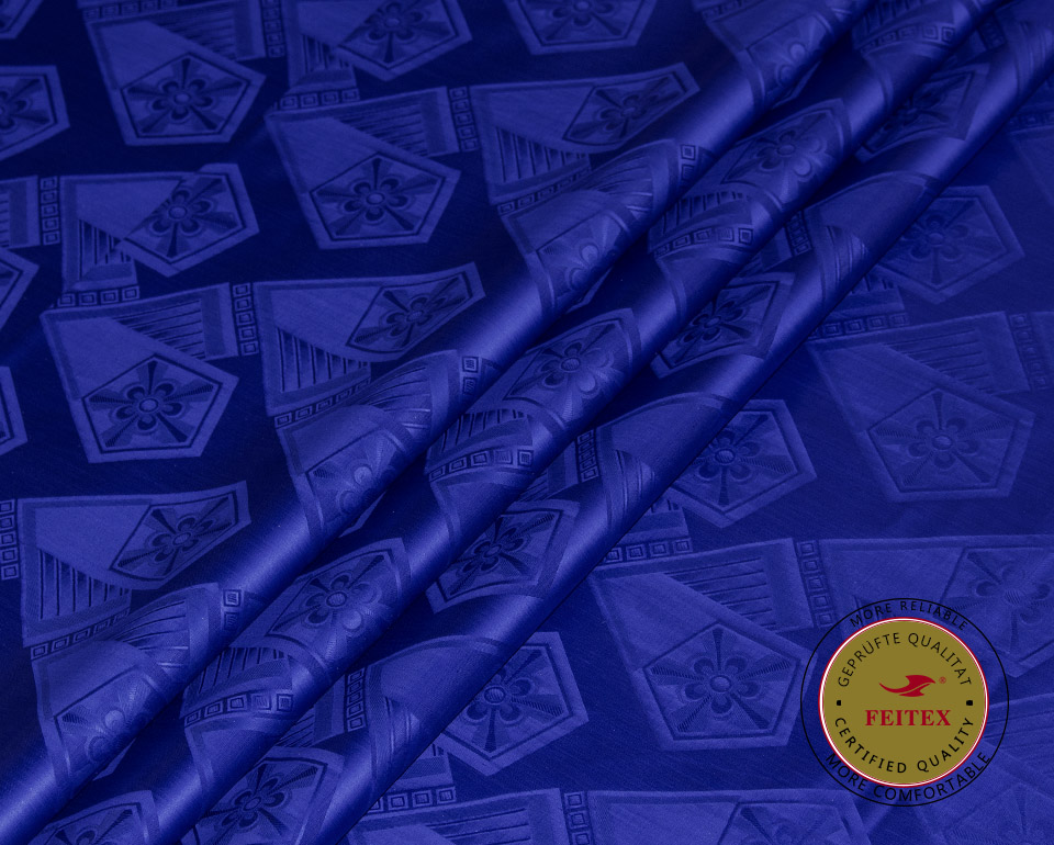 Υψηλή ποιότητα Bazin Riche Fabric Γουινέα Brocade Μαλακό 100% βαμβάκι Jacquard 5 / 10yards / pc με άρωμα Παρόμοιο με Getzner Feitex
