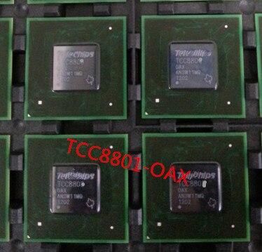 1pcs-5pcs TCC8801  TCC8801-OAX   TCC8801-OA TCC8801-0AX  BGA Good Quality