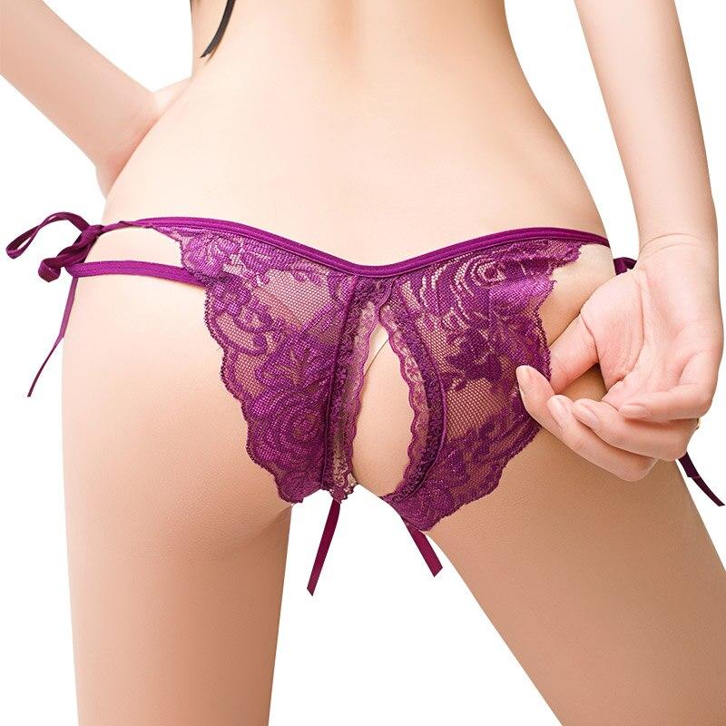 Жесткое порно нижнее белье с промежностью