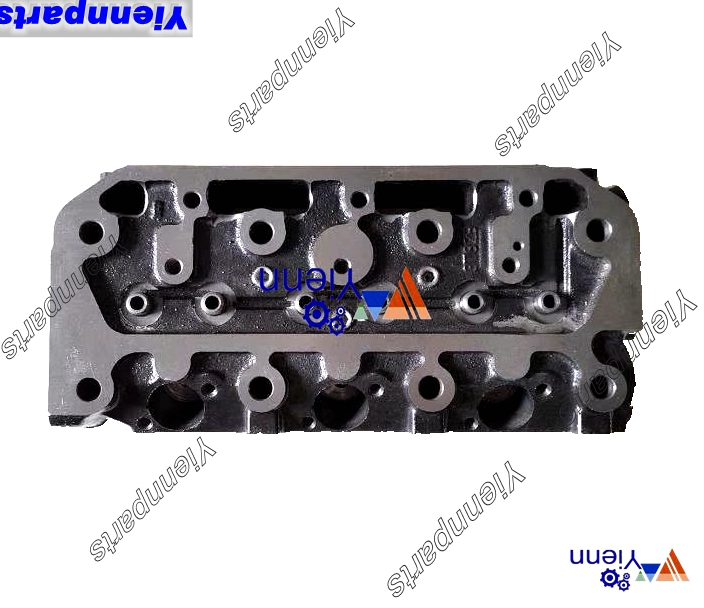 US $900 0  For Yanmar 3D84 1 3T84 Cylinder Head New type For Yanmar 3T84HA  3T84HLE TBS diesel engine repair parts-in Pistons, Rings, Rods & Parts from