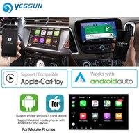 YESSUN для Apple iOS Carplay Android автомобильный Радио Стерео головное устройство USB кабель для iPhone и Android Авто Смартфон USB Dongle