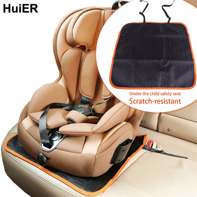 HuiER 1PC Car Seat Cover Cushion Protector Waterproof Anti Friction For Baby Seats Child
