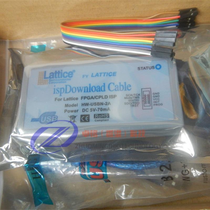 Lattice USB HW-USBN-2A DC 5V-70mA Ispdownload Cable