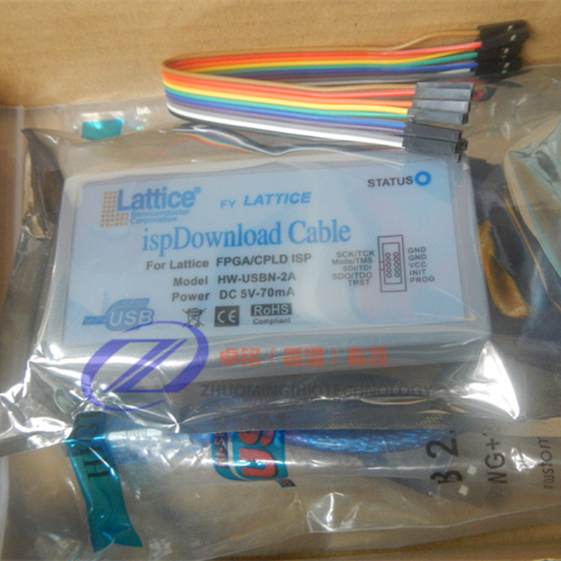 Lattice USB HW-USBN-2A DC 5V-70mA ispdownload cableLattice USB HW-USBN-2A DC 5V-70mA ispdownload cable