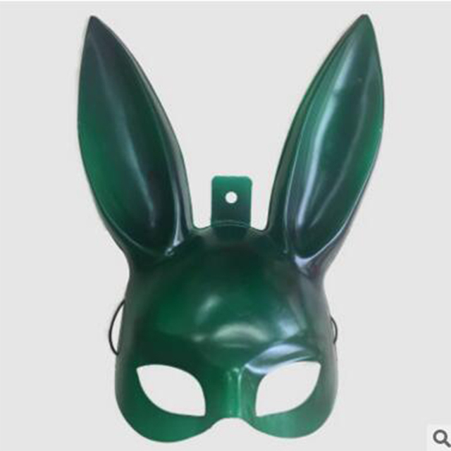 Latex Rabbit Mask (6 Colors)