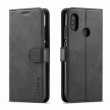 For xiaomi Redmi Note 7 Case Flip wallet vintage Magnetic Cover Redmi Note5A Note6 pro 4X