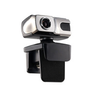 1600x 1200 HD 720P USB WebCam Free Drive With Microphone Super Night Vision Webcam For Desktop
