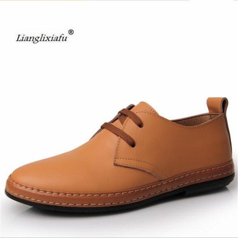 c3d9a20d53f Los Calidad Hombres Llxf De Cómodo Alta Vestir Zapato Negocios Txwpq ...