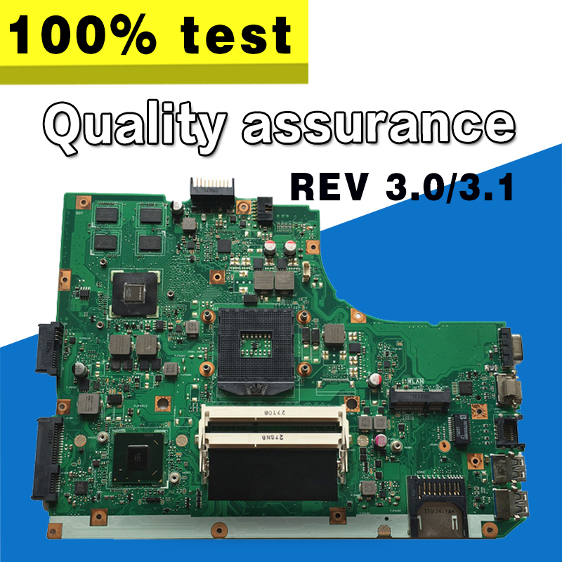 NEW! Non-Integrated Laptop Motherboard for ASUS K55VD REV 3.0 GT610M 2GB USB3.0 N13M-GE1-S-A1 HM76 PGA989 DDR3 100% Tested OK 100% new n13m ge1 s a1 n13m ge1 s a1 bga chipset